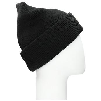 Černá pánská čepice weinbrenner, černá, 909-6727 - 13