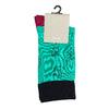 Unisex ponožky s vánočními motivy bata, zelená, 919-7775 - 13