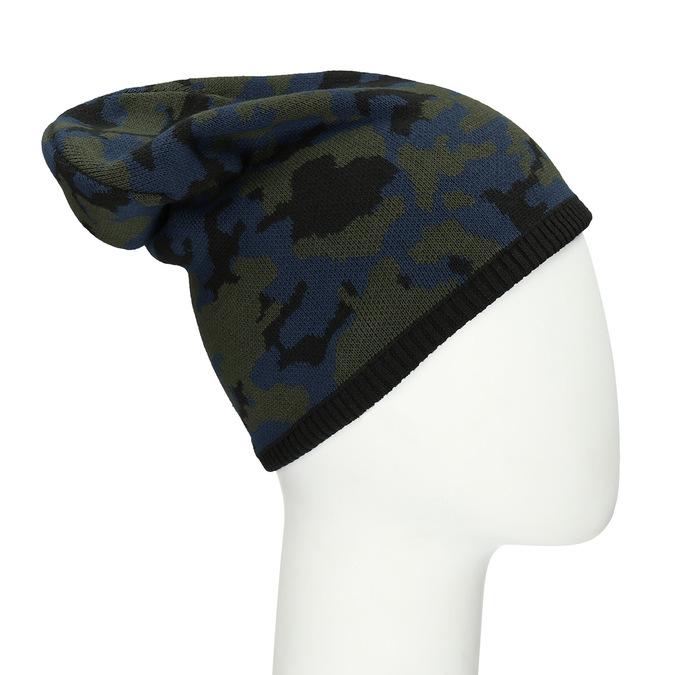 Pletená čepice bata, vícebarevné, 909-0487 - 16