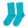 Dětské modré vysoké ponožky s puntíky bata, modrá, 919-9686 - 16