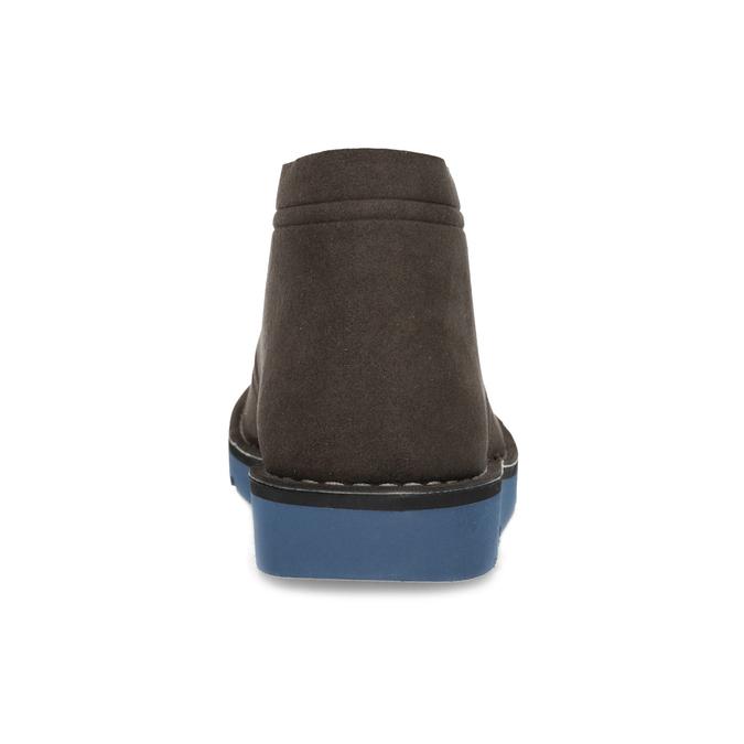 Hnědá pánská kotníčková obuv bata-b-flex, hnědá, 899-4600 - 15