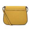 Žlutá crossbody kabelka, žlutá, 961-8955 - 16