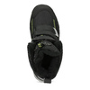 Dětská černá zimní obuv na suché zipy icepeak, černá, 399-6019 - 17
