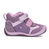 Růžové dětské kotníčkové tenisky bubble-breathe, fialová, 121-0702 - 19