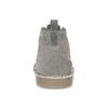 Pánské kožené Desert Boots šedé bata, šedá, 823-8655 - 15