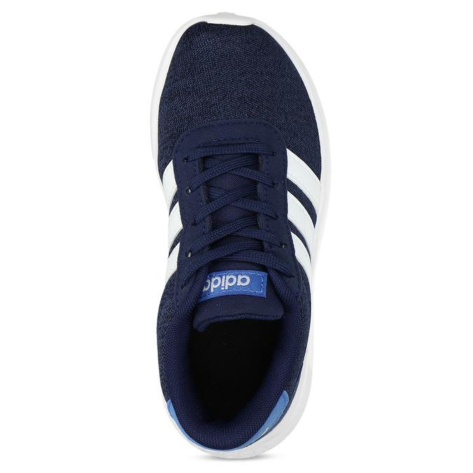 Úpletové modré tenisky chlapecké adidas, modrá, 309-9209 - 17