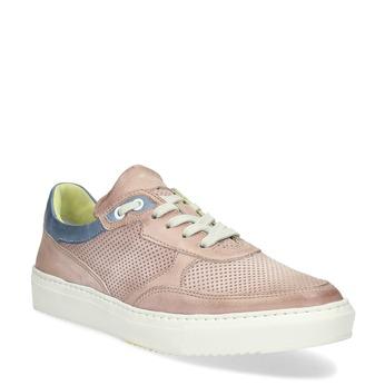 Růžové pánské tenisky bata, růžová, 846-5735 - 13