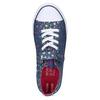 Modré dětské tenisky s duhovými hvězdičkami north-star, modrá, 429-9605 - 17