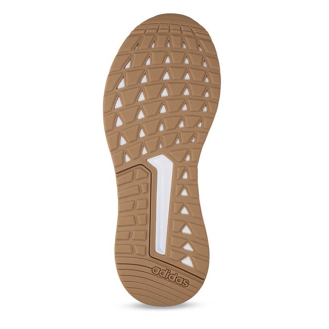 Krémové dámské tenisky s výraznou podešví adidas, béžová, 509-1129 - 18