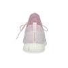 Růžové dámské tenisky v pleteném stylu power, růžová, 509-5520 - 15