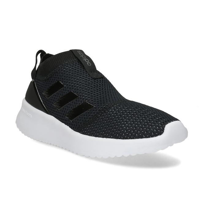 Dámské černé tenisky s výraznou podešví adidas, černá, 509-6129 - 13