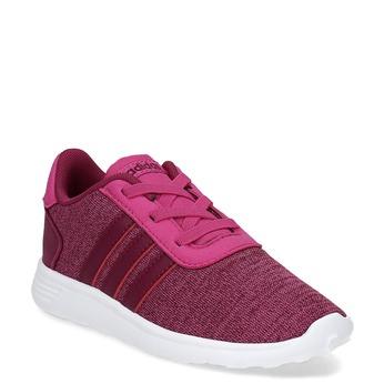 Dětské růžové tenisky adidas, růžová, 109-5243 - 13