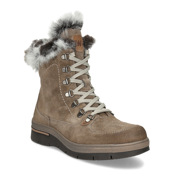 936da67334 Weinbrenner Dámské kotníkové boty zimní - Kotníková obuv