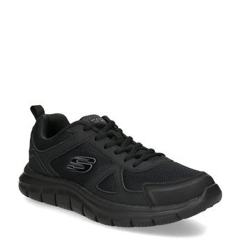 Černé pánské tenisky ve sportovním stylu skechers, černá, 809-6234 - 13