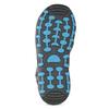 Dětské modré sandály mini-b, modrá, 461-9606 - 18