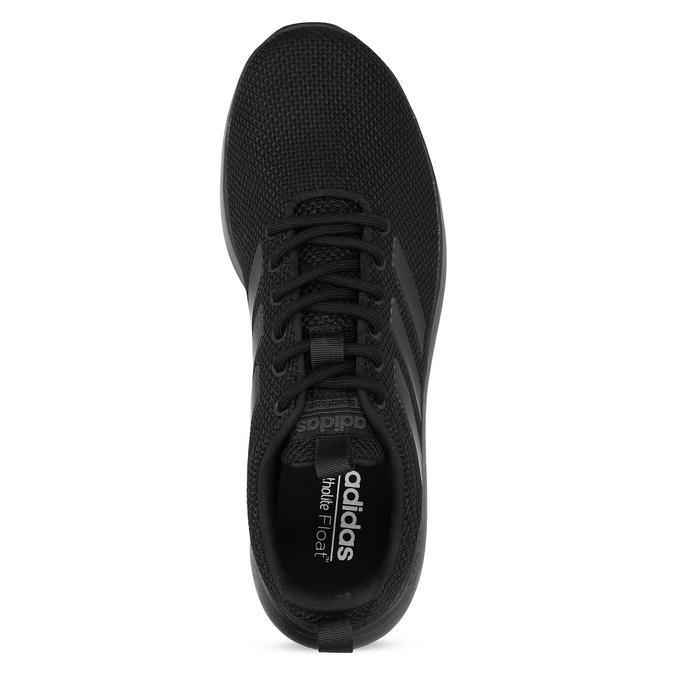 Černé pánské tenisky ve sportovním stylu adidas, černá, 809-6127 - 17