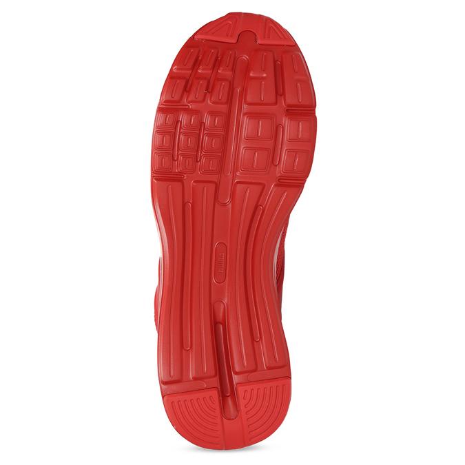Červené pánské kotníčkové tenisky puma, červená, 809-5207 - 18