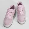 Dámské kožené růžové tenisky nike, růžová, 503-5126 - 16
