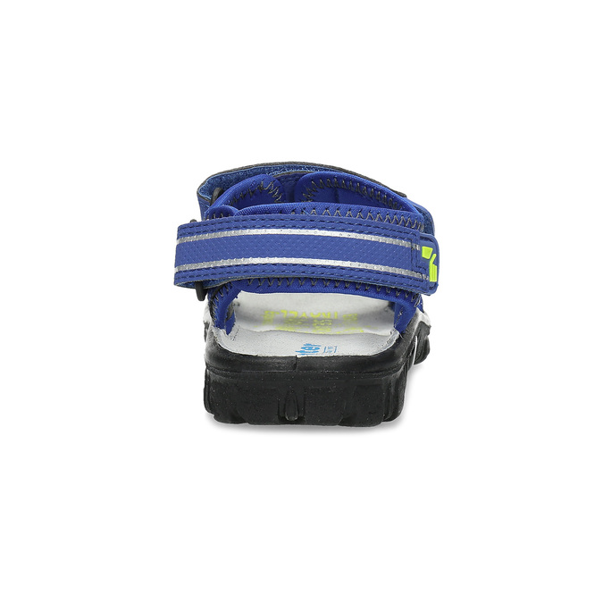 Dětské sandály modré richter, modrá, 361-9109 - 15