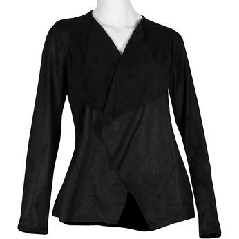 Černý kardigan dámský bata, černá, 979-6267 - 13