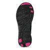 Sportovní dámské Slip-on power, černá, 509-6418 - 18