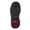 Černé dětské tenisky na kolečkách se vzorem pop-by-heelys, černá, 311-6625 - 18