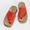 Červené žabky dámské gabor, červená, 563-5603 - 16