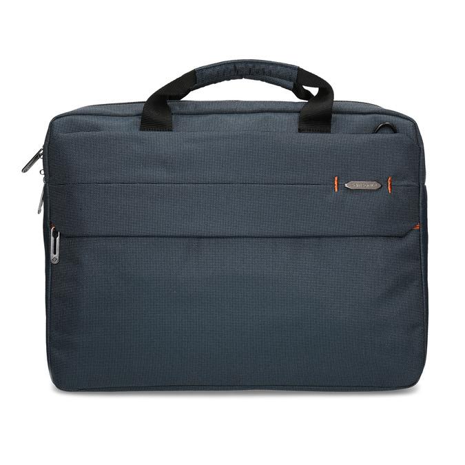 Modrá taška na pracovní cesty samsonite, modrá, 960-9068 - 26