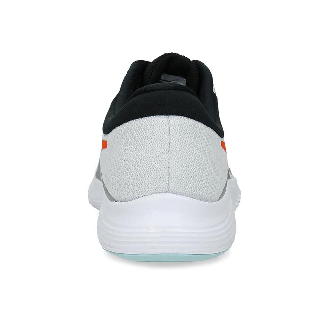 Bílé tenisky dětské sportovní nike, bílá, 409-1386 - 15