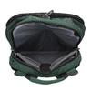Velký zelený cestovní batoh samsonite, zelená, 960-7066 - 15
