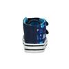 Dětské textilní tenisky bubblegummers, modrá, 119-9603 - 15