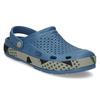 Modré pánské sandály typu Clogs coqui, modrá, 872-9618 - 13