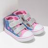 Dívčí tenisky textilní bubblegummers, modrá, 129-9603 - 26
