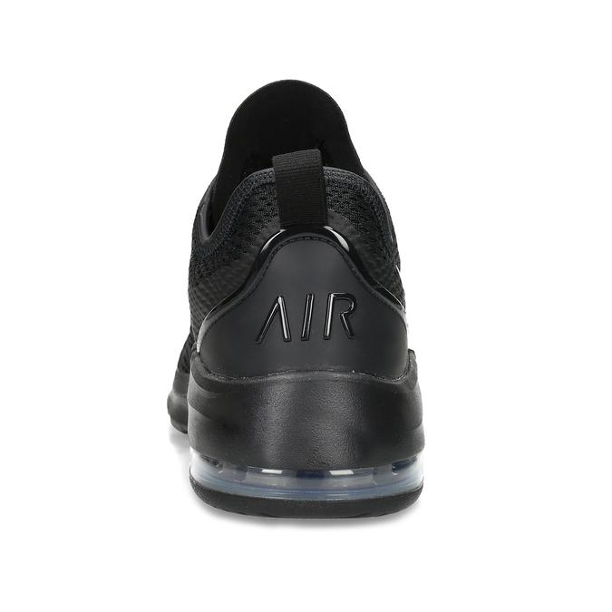 Pánské tenisky ve sportovním stylu nike, černá, 809-6639 - 15