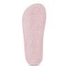 Růžové dámské nazouváky s perforací pata-pata, růžová, 579-5689 - 18