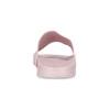Růžové dámské nazouváky s perforací pata-pata, růžová, 579-5689 - 15