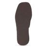 Pánské hnědé domácí nazouváky bata, hnědá, 879-4606 - 18