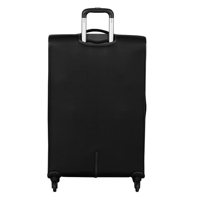 Černý cestovní kufr na kolečkách roncato, černá, 969-6739 - 26