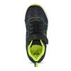 Dětské tenisky se vzorem a suchým zipem power, modrá, 309-9413 - 17