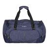 Tmavě modrá cestovní taška samsonite, modrá, 960-9046 - 26