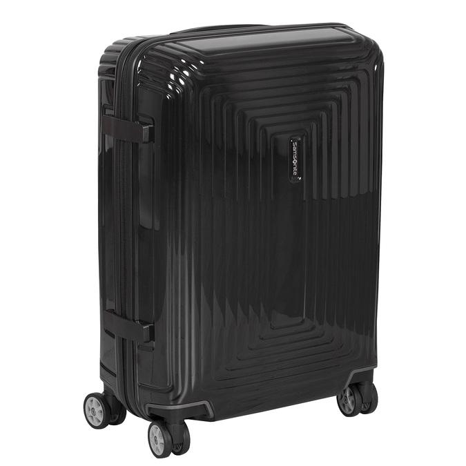 Skořepinový kufr na kolečkách samsonite, černá, 960-6031 - 13