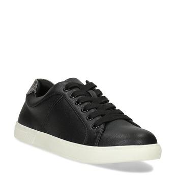 Černé dámské ležérní tenisky bata-red-label, černá, 541-6609 - 13