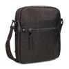 Hnědá pánská Crossbody taška bata, hnědá, 969-4793 - 13