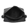 Černá Crossbody kabelka s kovovými cvoky bata, černá, 961-6711 - 15