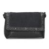 Černá Crossbody kabelka s kovovými cvoky bata, černá, 961-6711 - 26