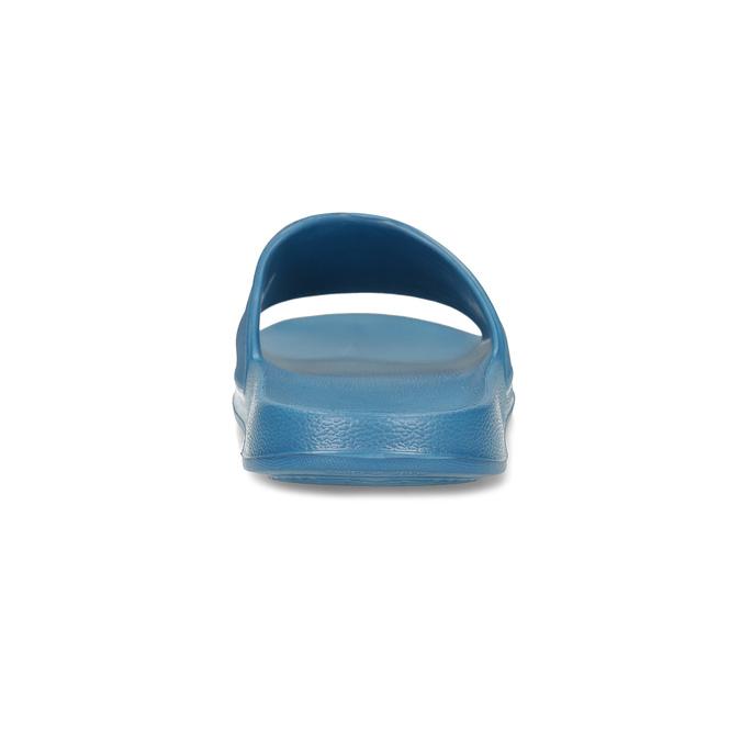 Modré pánské nazouváky se vzorem coqui, modrá, 872-9658 - 15