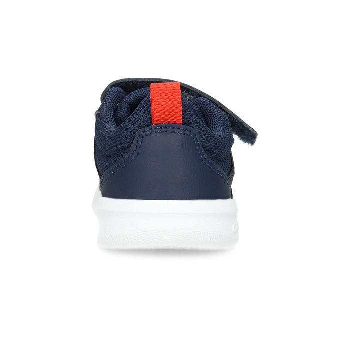 Modré dětské tenisky na suché zipy adidas, modrá, 101-9291 - 15