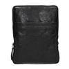 Pánská černá kožená Crossbody taška bata, černá, 964-6614 - 26