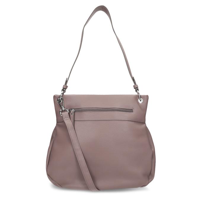 Růžová dámská kabelka s popruhem gabor, růžová, 961-5110 - 16