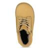 Dětská obuv ve stylu Worker s kožíškem richter, žlutá, 126-8614 - 17